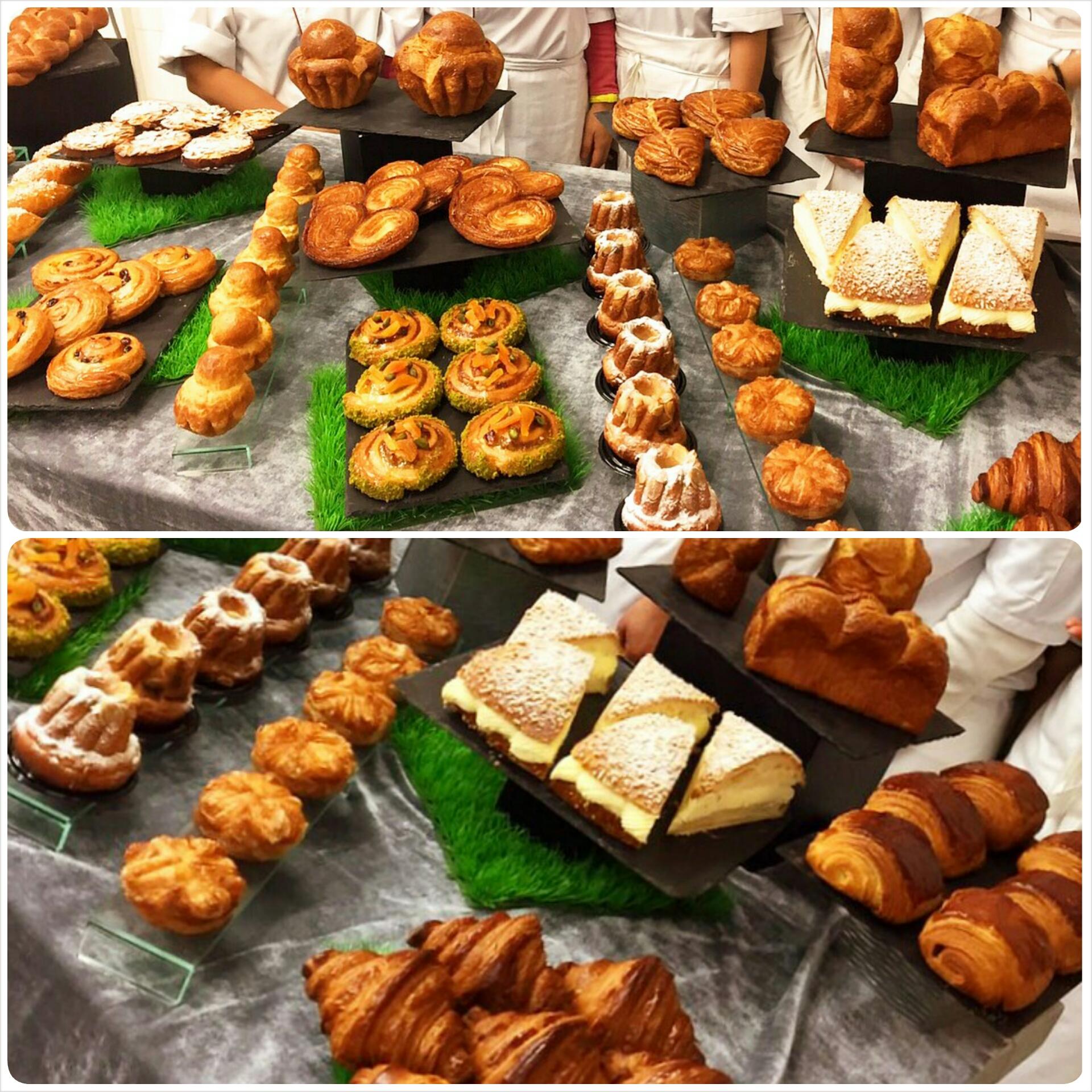 Week 2 at cole gastronomique bellouet conseil viennoiseries et p tes de bases my chef d 39 oeuvre - Chef d oeuvre ...